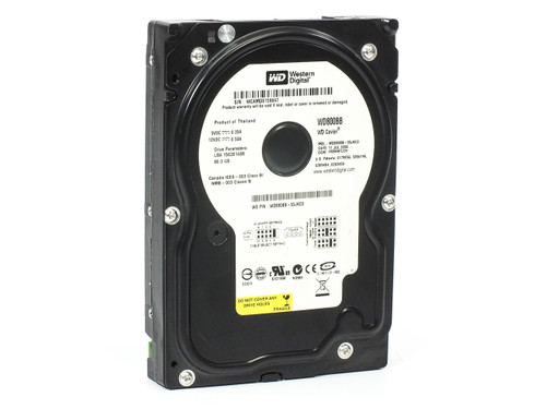 "Western Digital WD800BB-55JKC0 80GB 3.5"" IDE ATA Internal Hard Drive BLACK"