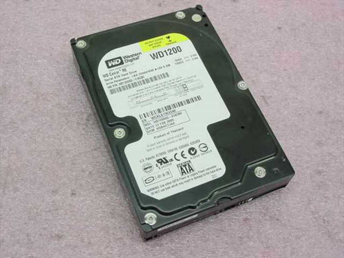 "Western Digital 120.0GB 3.5"" SATA Caviar Hard Drive WD1200SD"