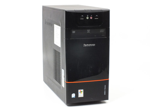 Lenovo Desktop PC Intel Atom 230 1.6GHz CPU 160GB SATA HDD 57098982 (3000 H200)