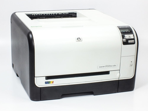 HP CE875A LaserJet Pro CP1525nw Color Printer 600x600dpi