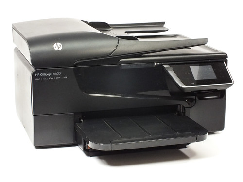 HP CZ155A OfficeJet 6600 e-All-in-One Color InkJet Printer