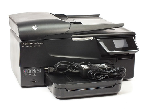 HP CN583A OfficeJet 6700 e-All-in-One Color InkJet Printer