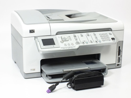 HP C7280 Photosmart All-in-One InkJet Color Printer