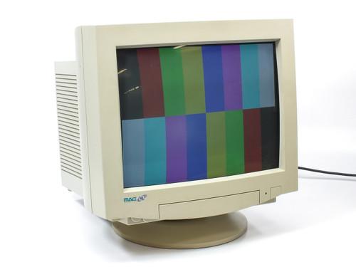 "MAG Innovision DX17F 17"" 4:3 CRT Monitor VGA Port"