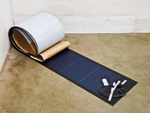 UniSolar Flexible 24V 136 Watt Solar Panel RV Boat Battery Charger with Adhesive