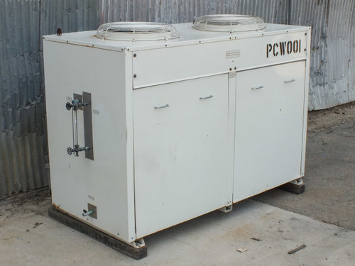 Schreiber 1000AC Air Cooled 10 Ton Water Chiller 460VAC 3-Phase