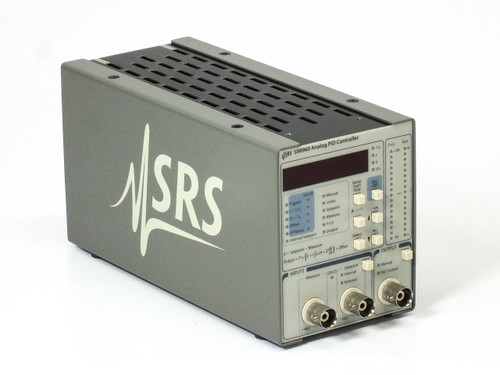SRS SIM960 Analog PID Controller - Stanford Research Systems