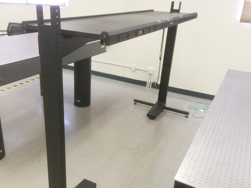 Newport ATS-8 8' Overhead Table Shelf System for Optical Breadboards