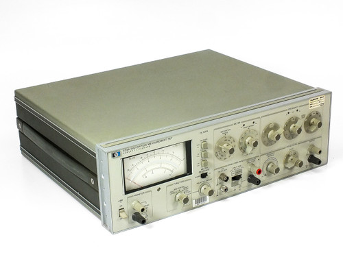 Hewlett Packard 339A Distortion Measurement Set