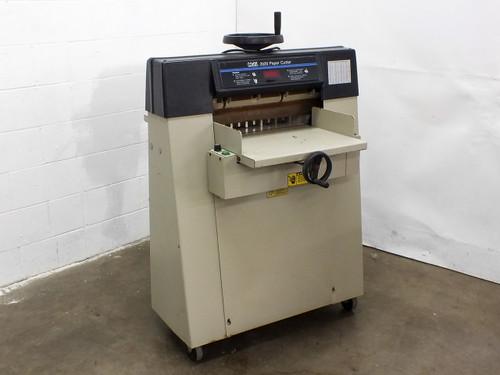 "Challenge AM Multigraphics Multi 2020 20"" Hydraulic Paper Cutter 120V"