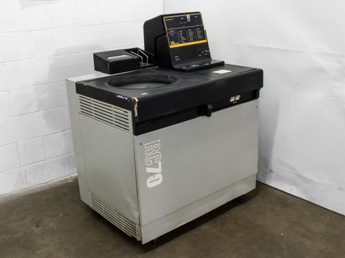 Sorvall Instruments RC70 RC80 Floor-Model Ultra-Speed Centrifuge AS-IS