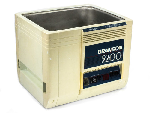 Branson B5200R-4 5200 Heated Ultrasonic Cleaner