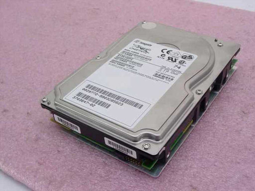"Seagate ST39102FC 9.1GB 3.5"" Hard Drive Fibre Channel HDD 50 Pin Mini AS-IS"