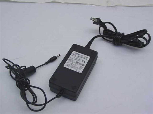 Hitek Power Corp AC Adapter 20 VDC 2.5 A Barrel Plug (PLUS120)