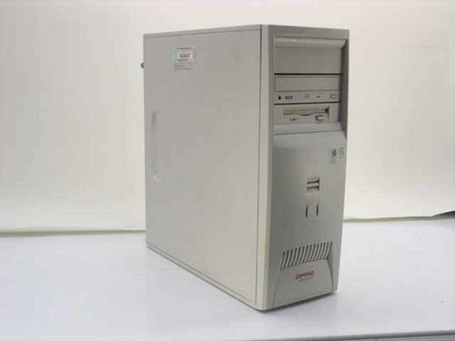 Compaq PIII 866 Mhz Tower Computer (EXM/P866/20c/8/128c1n)