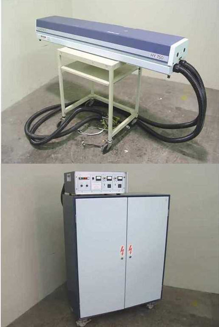 Lumonics YAG Laser & 3.7KW 4.5KVA Power Supply HY750