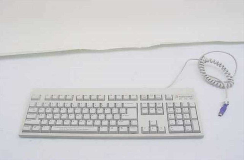 Packard Bell SK-2100W PS/2 Keyboard - PS2 White
