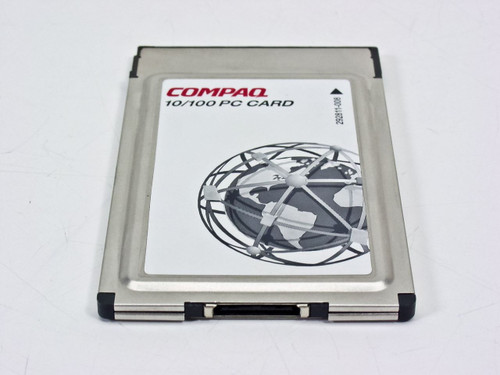Compaq 10/100 PC Card Series NNB108 (335507-001)