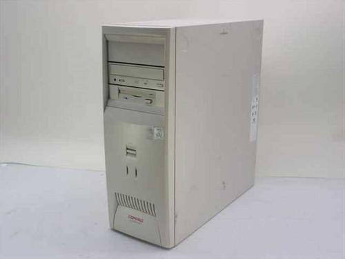 Compaq Intel PIII 800MHz, 128MB RAM, 40GB HDD DeskPRO (EXM/P800/10C)