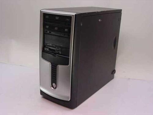 Custom Black Tower, 120GB, DVDRW 3064Z