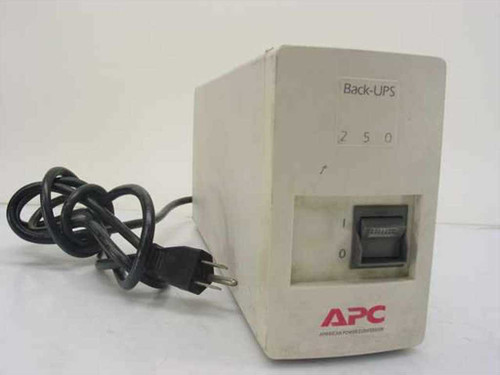 APC 250 VA Back-UPS 250 UPS Power Backup Back-UPS 250 (BD) - No Battery