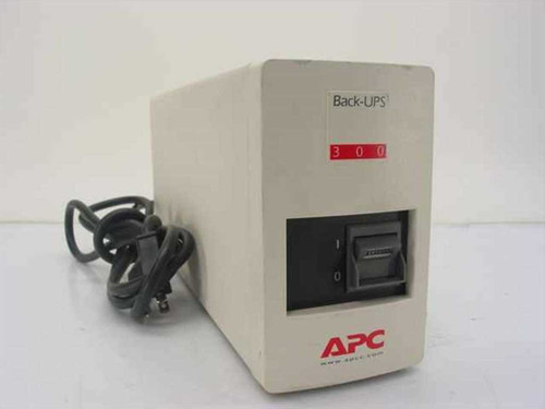 APC 300 VA Back-UPS 300 UPS Power Backup (BK300)