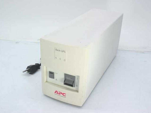 APC BK450 VA Smart-UPS Power Backup (Back-UPS 450) - No Battery