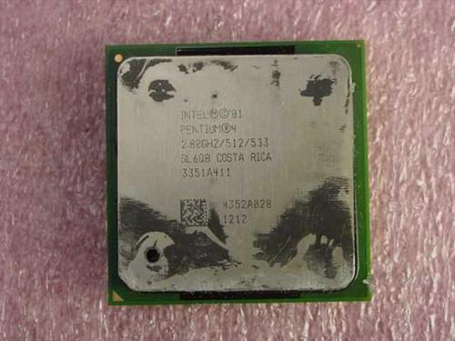 Intel P4 2.80 Ghz 512/533/1.53V Socket 478 (SL6QB)