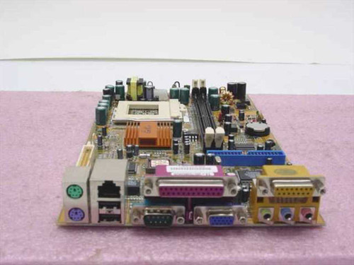 PC Chips Socket PGA 370 System Board PC133 GFXcel 528mE11