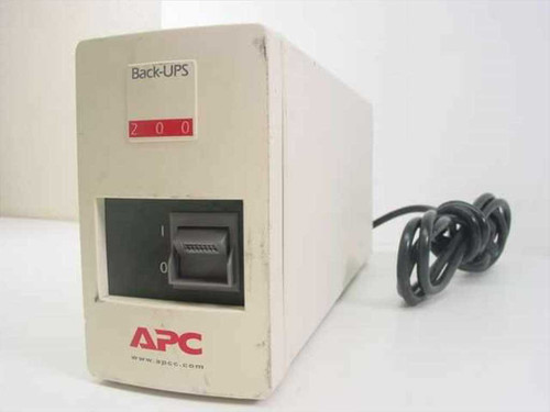 APC Back-Ups 200 VA UPS Battery Back-up (BK200)