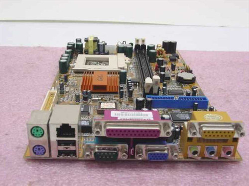 PC Chips Socket PGA 370 System Board PC133 GFXcel 528YE11