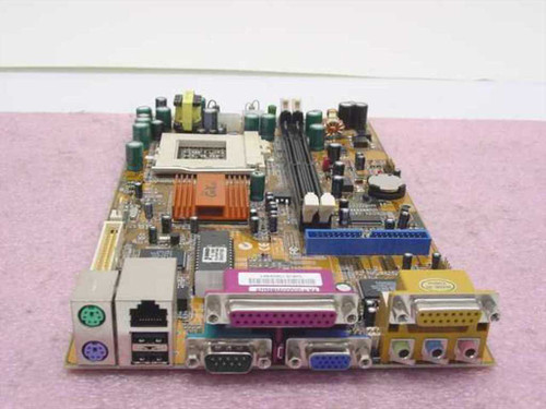 PC Chips Socket PGA 370 System Board PC133 GFXcel 528VE10