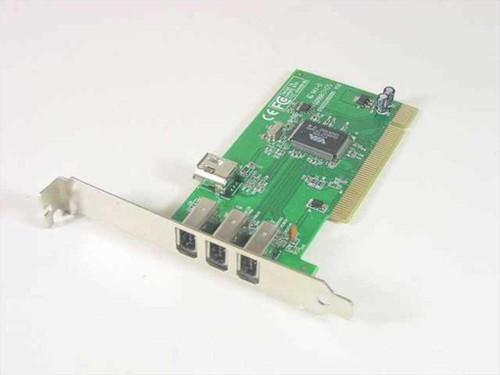Encore 4 Port FireWire IEEE-1394 PCI Host Adapter ENL1394-PCI-VA