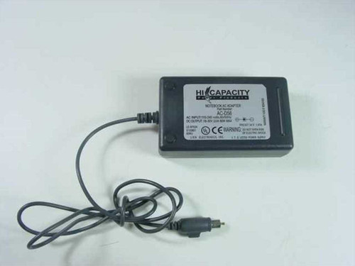 Hi Capacity Notebook DC to DC Adapter (AC-D56)