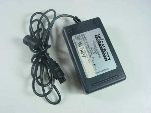 Hi Capacity Notebook DC to DC Adapter (AC-D57)