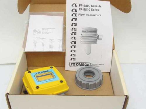 Omega Flow Transmitter (FP-5800)
