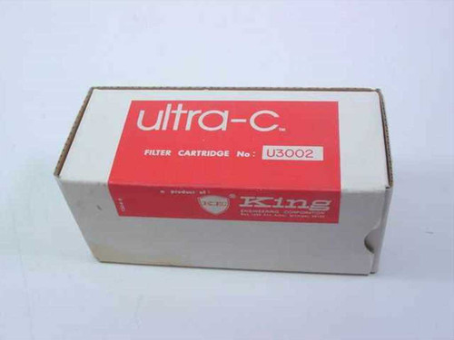 King Engineering Corp. Ultra-C Filter Cartridge (U3002)