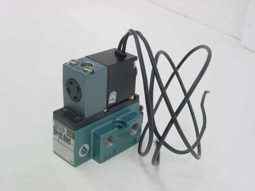 MAC Valves Air-Fluid Solenoid Valve 911B-PP-111BA