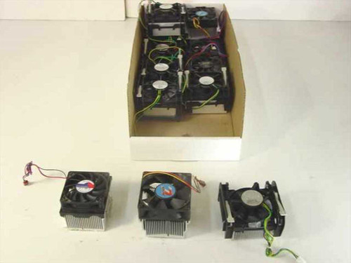 P4 Classic Pentium CPU Processor Fan (Socket 862)