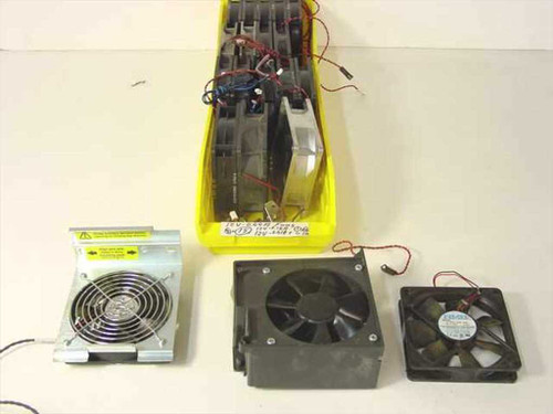 Generic 0.45A 0.32A CPU Fans (12V)
