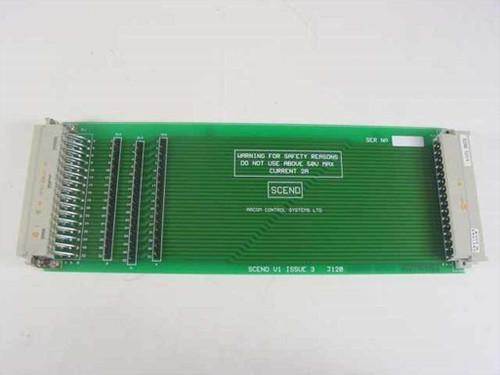Arcom PCB SCEND V1 Issue 3