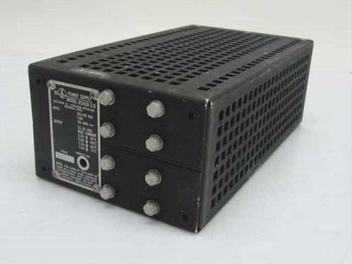Sorensen QSA28-2.0 DC Power Supply Variable 22-35V 2 Amp