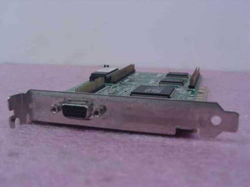 ATI 3D Rage II Mach64 GT PCI 2MB (109-38200-00)