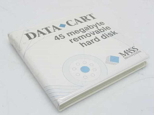 Mass Microsystems 45 Megabyte Cartridge (DataCart)