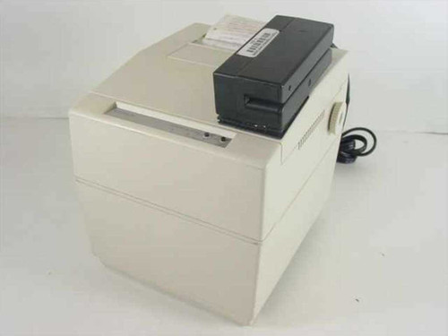 CMB Citizen Tractor Feed Receipt Printer 25-Pin Serial w/ Card Reader (iDP3535)