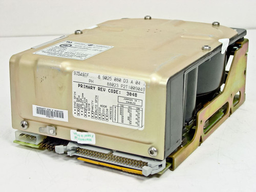 "HP 1.2GB 5.25"" FH SCSI Hard Drive  97549TF"