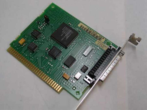 HP ScanJet Interface ISA SCSI Card 25 pin Interface (C2502-66500)