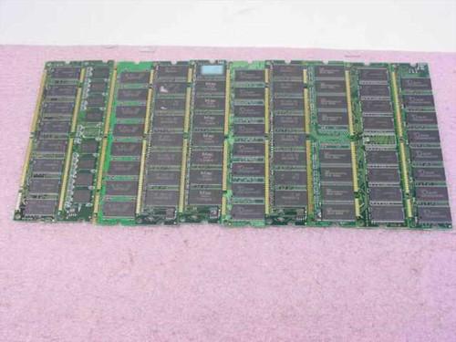 Generic 10x 128MB 168 Pin PC100 SDRAM Memory Bulk