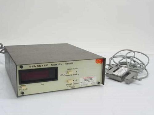 Cooper Instruments Sensotec Model 4500 Digital Force Indicator DFI-4000 LFS-210