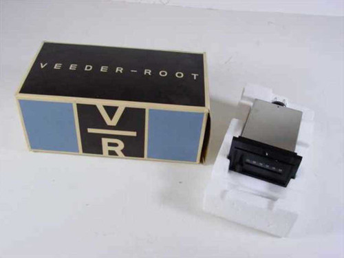 Veeder-Root Counter 6 Position 12VDC 744096-217
